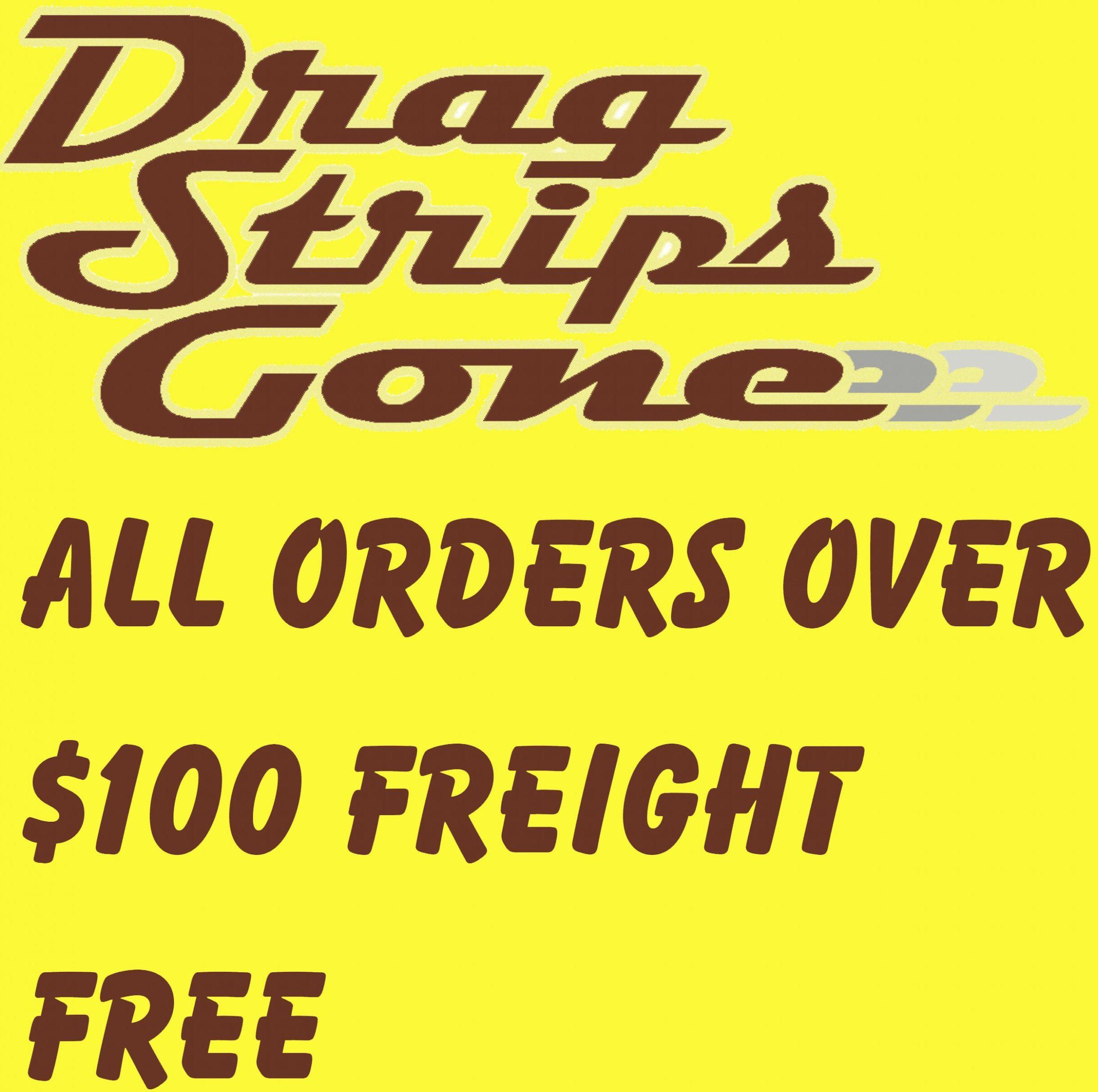 Drag Strips Gone